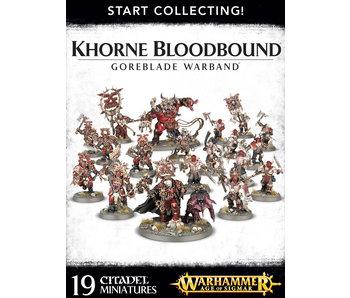 Goreblade Warband Start Collecting!