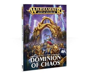 Dominion of Chaos Battletome Book