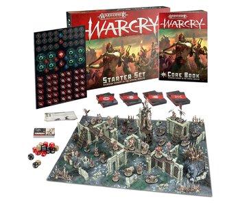 Warcry Core Game Starter Set (English)