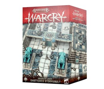Warcry Shattered Stormvault