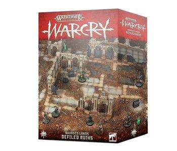 Warcry Ravaged Lands - Defiled Ruins