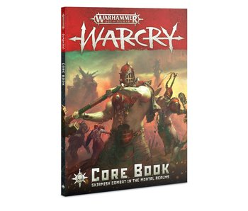 Warcry Core Book Rulebook (English)