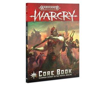 Warcry Livre De Base (Français)