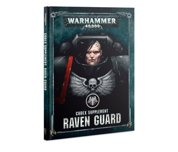 Codex Supplement Raven Guards (FR)