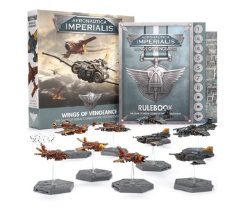 Aeronautica Imperialis - Wings of Vengeance
