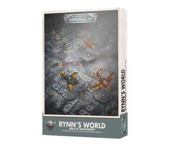 Aeronautica Imperialis - Rynn's World Area of Engagement