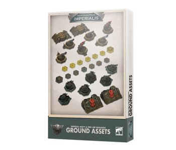 Aeronautica Imperialis - Ground Assets