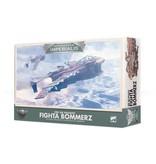 Games Workshop Aeronautica Imperialis - Ork Fighta Bommerz