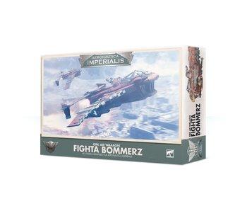 Aeronautica Imperialis - Ork Fighta Bommerz