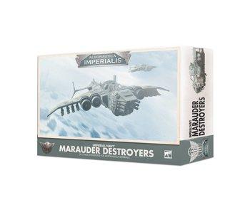 Aeronautica Imperialis - Imperial Navy Marauder Destroyers