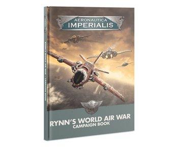Aeronautica Imperialis - Rynn's World Air Wa Campaign Book