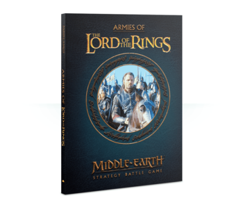 Armies of The Lord of The Rings Book