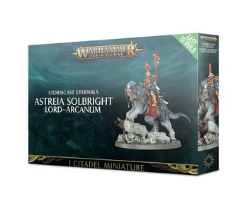Astreia Solbright Lord Arcanum Easy To Build