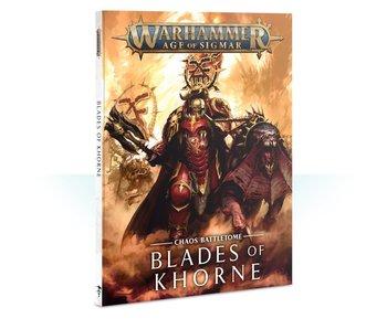 Battletome Blades Of Khorne (SB) (Français)