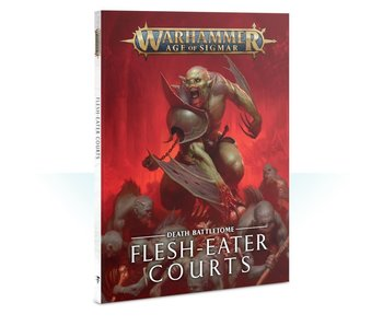 Battletome Flesh-Eater Courts (SB) (Français)