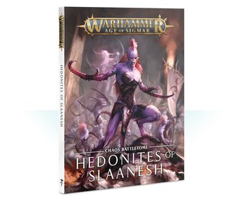 Battletome Hedonites Of Slaanesh (SB) (Français)