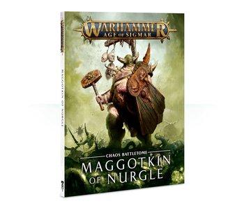 Battletome Maggotkin Of Nurgle (SB) (Français)