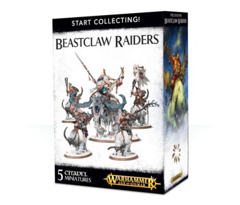 Beastclaw Raiders Start Collecting!