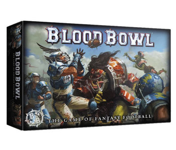 Blood Bowl The Game of Fantasy Football Box Set