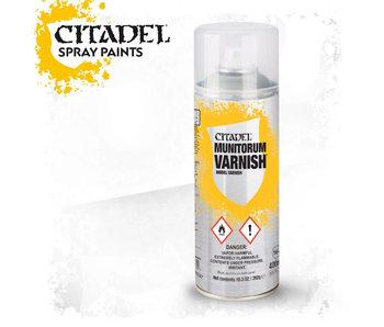 Citadel Munitorum Varnish Spray