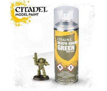Death Guard Green Primer Spray