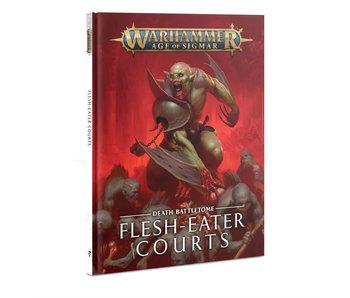 Flesh Eater Courts Battletome Book
