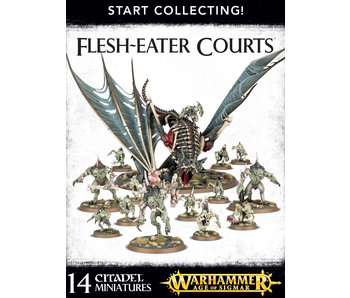 Flesh-Eater Courts Start Collecting!