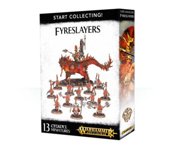 Fyreslayers Start Collecting!