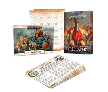 Fyreslayers Warscroll Cards