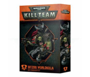 Gitzog Wurldkilla Orks Commander Set