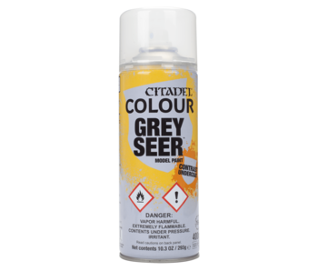 Grey Seer Primer Spray