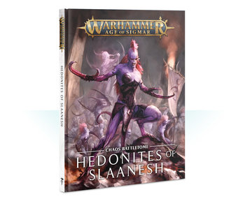 Hedonites of Slaanesh Battletome Book