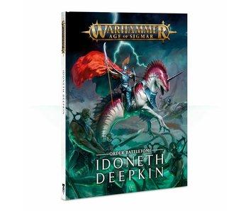 Idoneth Deepkin Battletome Book