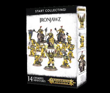 Ironjawz Start Collecting!