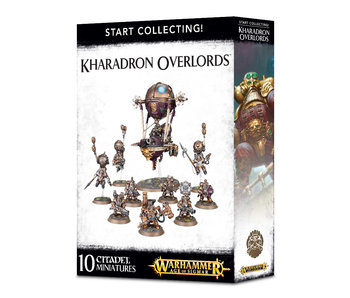 Kharadron Overlords Start Collecting!