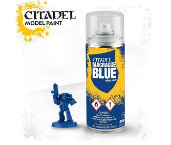 Macragge Blue Primer Spray