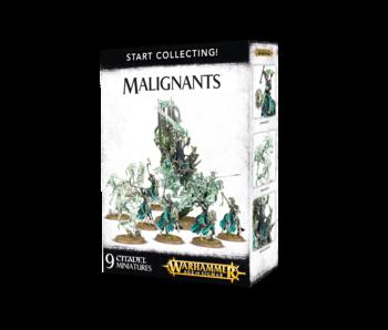 Malignants Start Collecting!