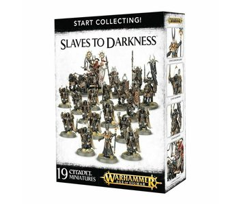 Slaves To Darkness Start Collecting!