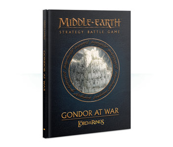 Middle Earth Gondor at War Book