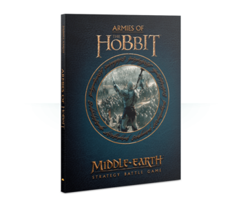 Middle Earth Armies of The Hobbit Book