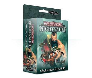 Warhammer Underworlds Nightvault - Garrek's Reavers