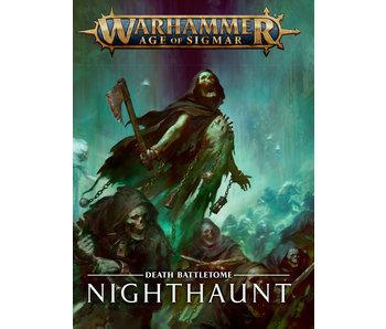 Nighthaunt Battletome Book