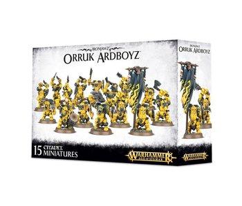 Orruk Ardboys (15 Miniatures)