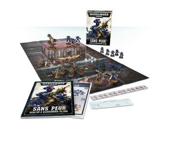 Sans Peur Une Boîte de Base Warhammer 40K