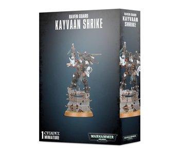 Raven Guard - Kayvaan Shrike