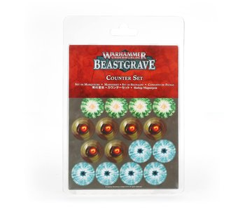 Warhammer Underworlds Beastgrave Counter Set