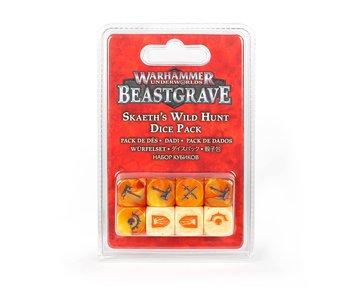 WHU Beastgrave - Skaeth's Wild Hunt Dice Pack