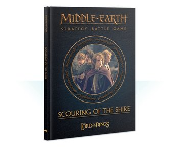 Scouring of The Shire Book