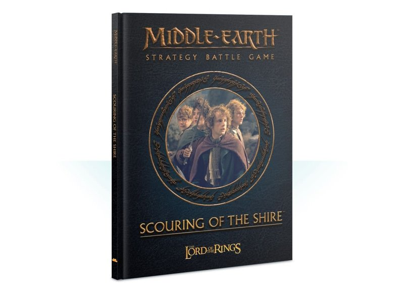 Games Workshop Scouring of The Shire Book
