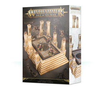 Shattered Temple Dominion of Sigmar